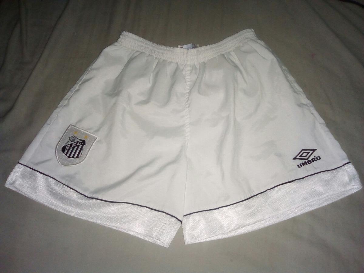short umbro santos futebol clube. Carregando zoom. 4102bfe3b278f