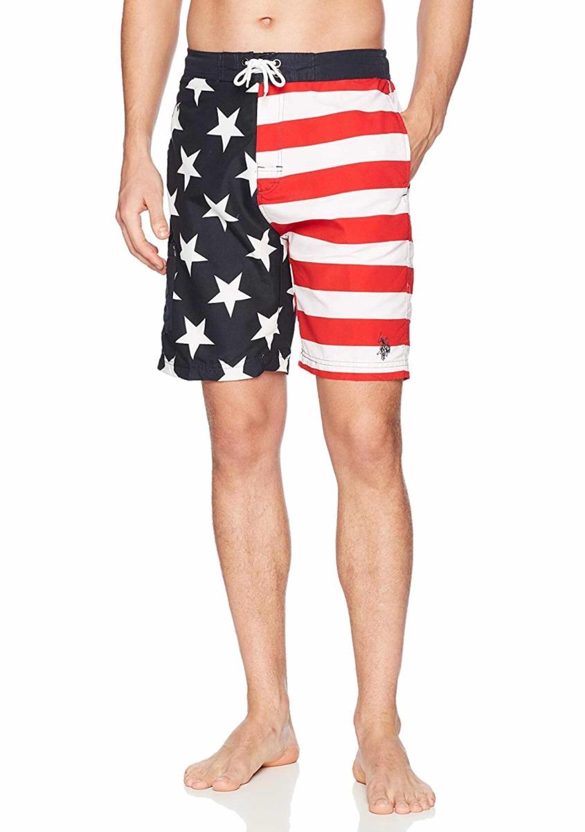 Us Lauren Polo Ralph Original Americana Short Bandera w8Okn0P