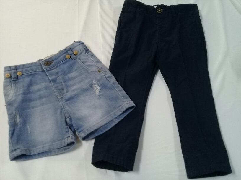 594191f8ab Short Y Pantalon Zara Babyboy. La Segunda Bazar -   650.00 en ...