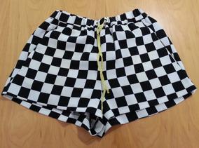 d80a1ea66 Bermudas y Shorts para Mujer Zara Negro en Mercado Libre Argentina