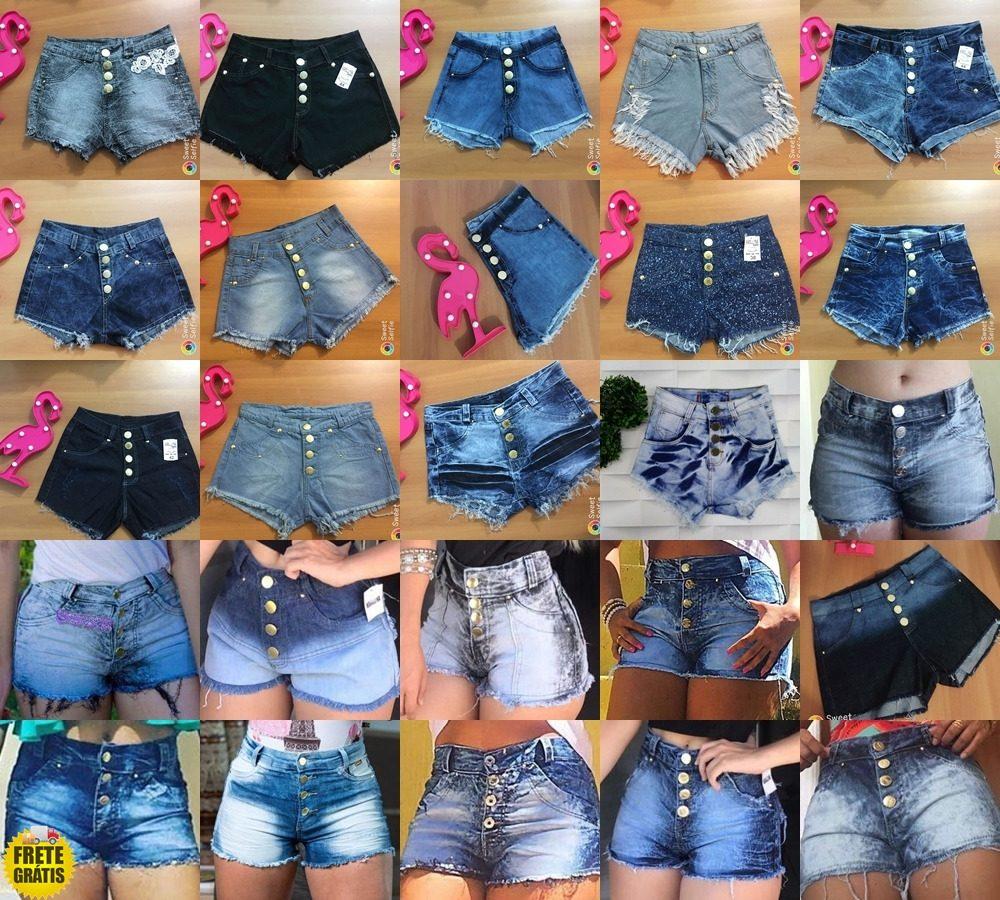 Shortes Jeans 9205dd2fa8f