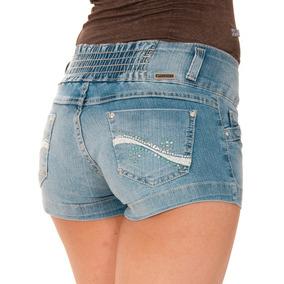 2edac3ccf5 Tema Yahoo - Shorts Jeans para Feminino no Mercado Livre Brasil