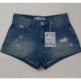 0dfdced81 Short Colcci Feminino Original - Shorts para Feminino no Mercado ...