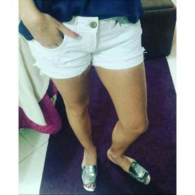 7abba70e7 Short Jeans Curto Feminino - Shorts Jeans para Feminino, Usado no Mercado  Livre Brasil