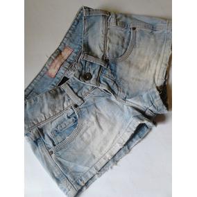 819519927 Réplica Da Colcci - Shorts para Feminino Azul claro no Mercado Livre ...