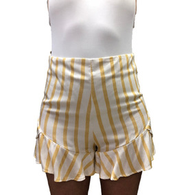 7360d7986 Shorts Saia Farm Listrado Feminino 010