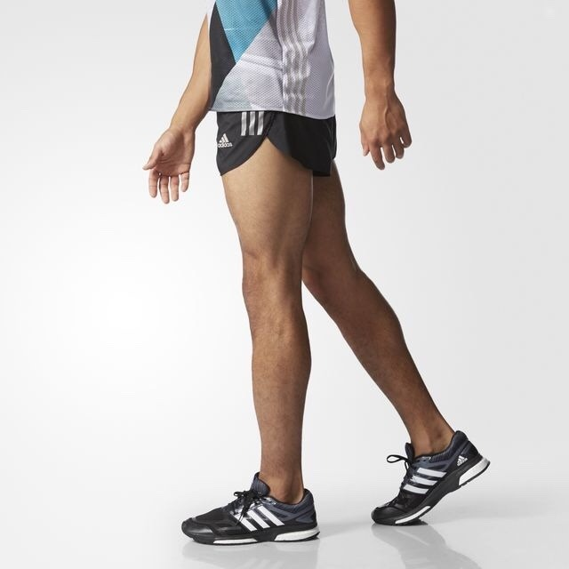 5ae182839f Shorts adidas Adizero Split Masculino De 169