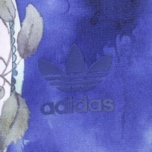 shorts adidas originals  diseño índigo mujer talla xs y m