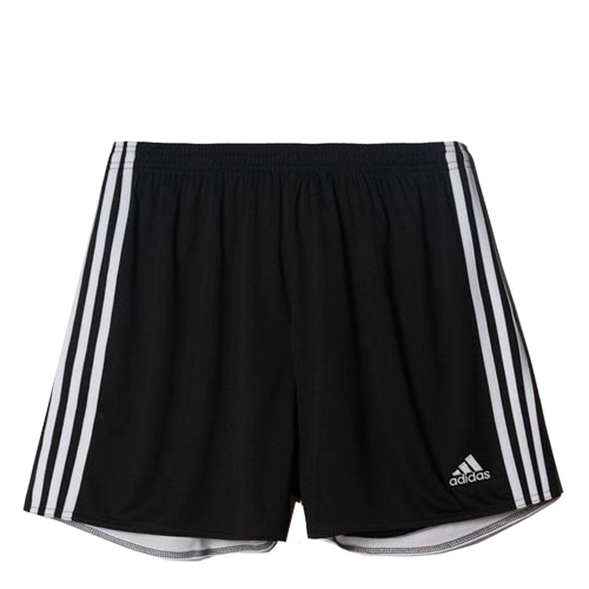 shorts adulto feminino adidas g70832 regista 14 womem. Carregando zoom. f47b038467810