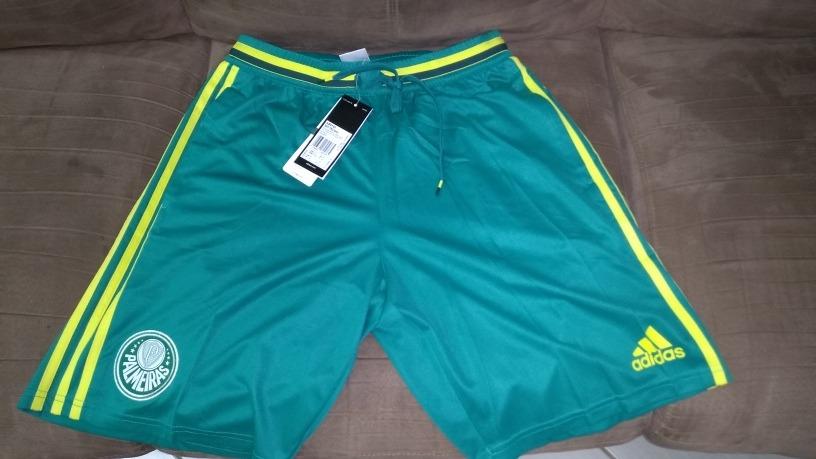 shorts bermuda de treino palmeiras 2016. Carregando zoom. 1d8b47af18cfa