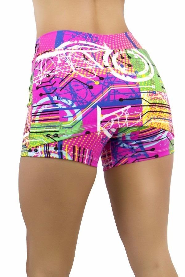 b2de73a229 shorts bermuda feminina algodão poliester treino academia. Carregando zoom.
