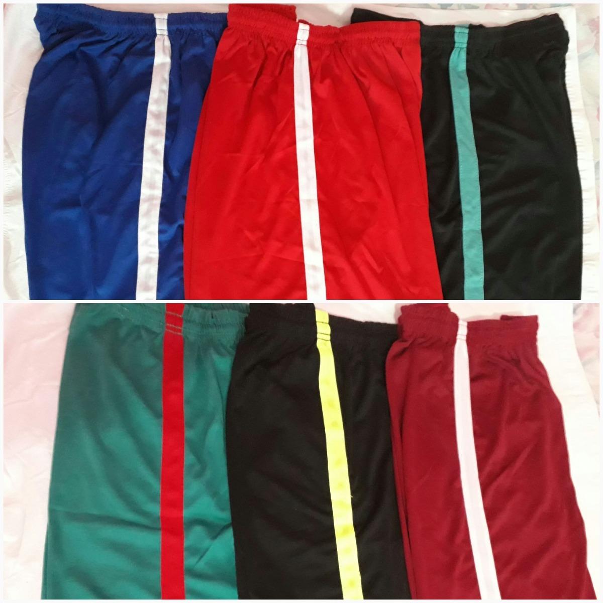shorts bermuda masculino esportivo corrida kit 20 peças. Carregando zoom. cea4d3a88527b