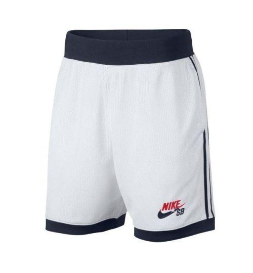 2dc579b65e786 Shorts Bermuda Nike Sb Court Masculino Branco Original - R  199