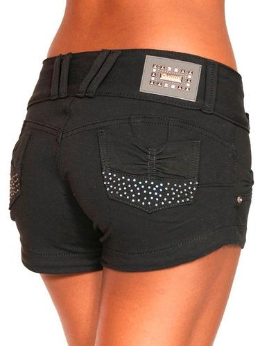 shorts calça  bermudas cintura baixamédia alta hot pants 244