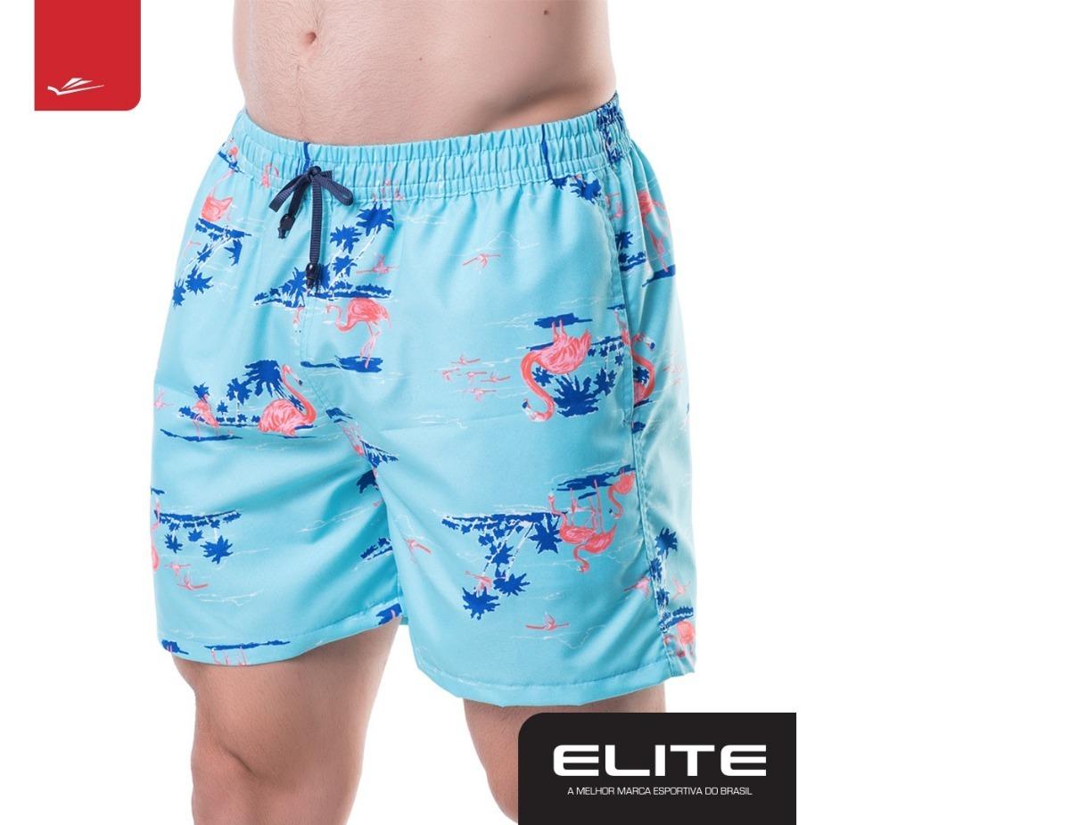Shorts Calção Bolso Masculino Esporte Elite Cod 031373 - R  69 923e6531858d6