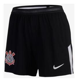 b69e57516bc7e0 Shorts Calção Corinthians Nike Modelo Jogador 2018/2019