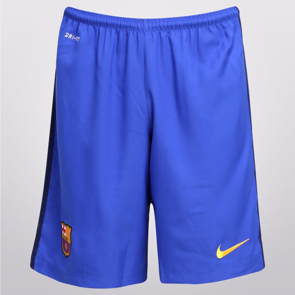 shorts calção do barcelona novo bermuda jogador de futebol. Carregando zoom. 82c8afd4660da
