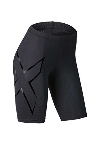 shorts de compresion mcs elite de 2xu para mujer
