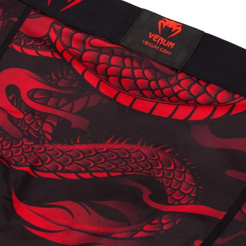 shorts de compresion venum dragon's flight