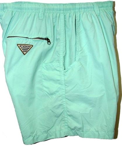 shorts de destroied ballyhoo com proteção uv