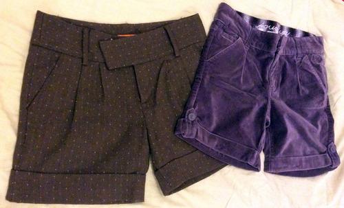 4232c23bde Shorts De Niña O Dama Talla S - Bs. 0,10 en Mercado Libre