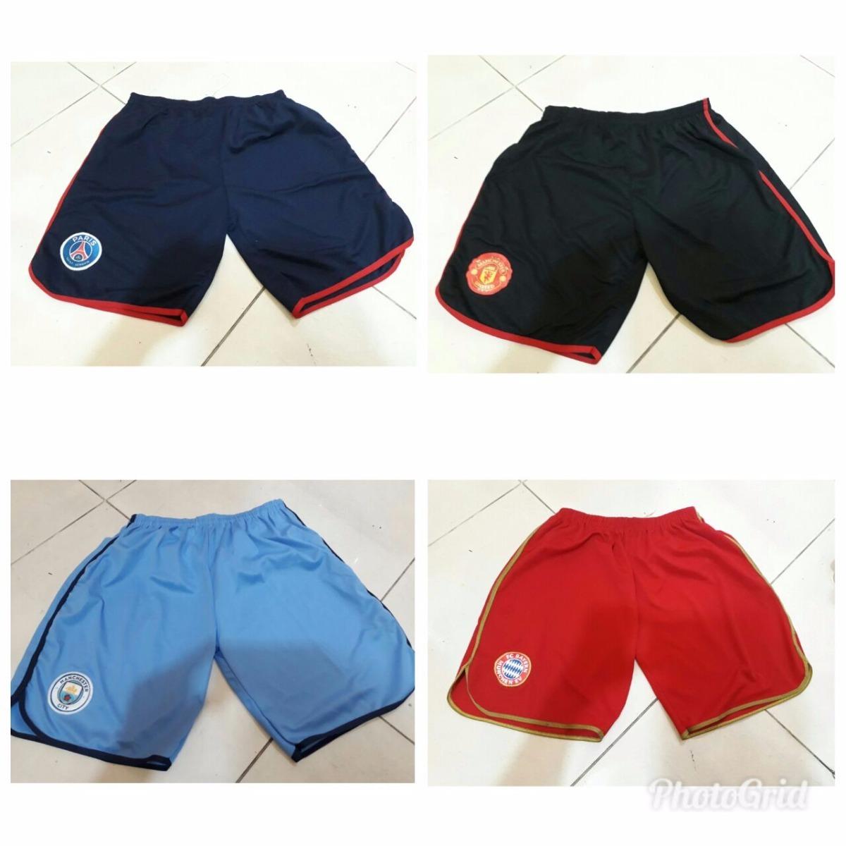 7119da1c26a24 shorts de times de futebol kit 5 unidades. Carregando zoom.