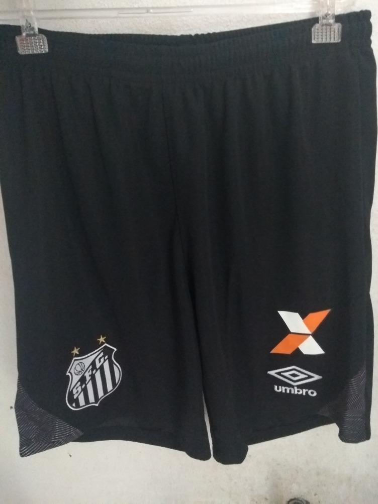 Shorts De Treino Santos Fc 2018 - R  80 34ccb4cb88ff9