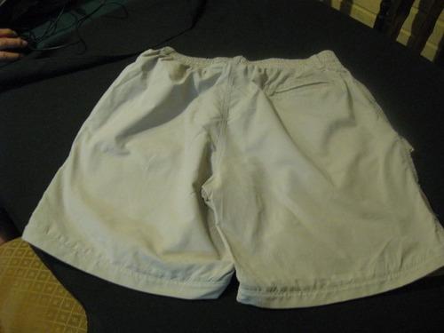 shorts de trekking de mujer columbia talla l