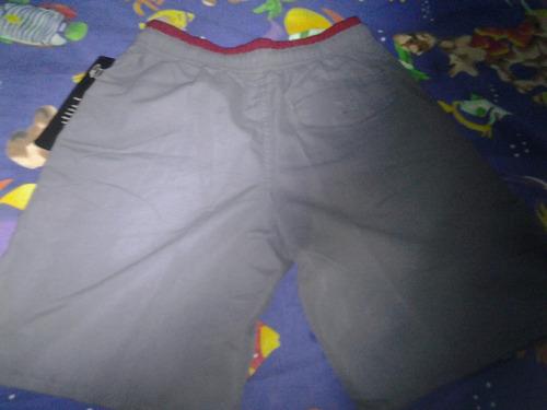 shorts deportivo y playa para niño
