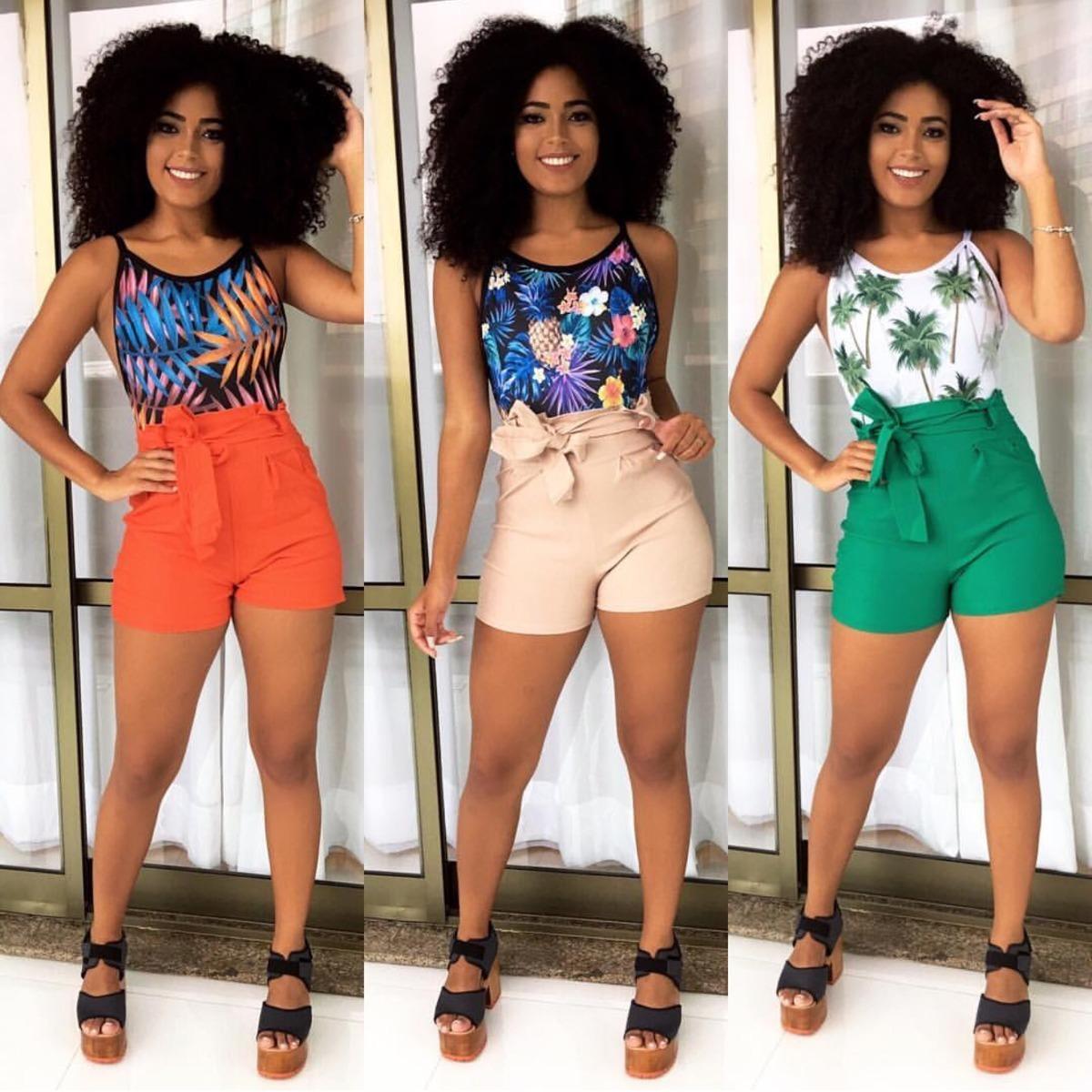 78d667ffc shorts envelope moda instagram roupas femininas. Carregando zoom.