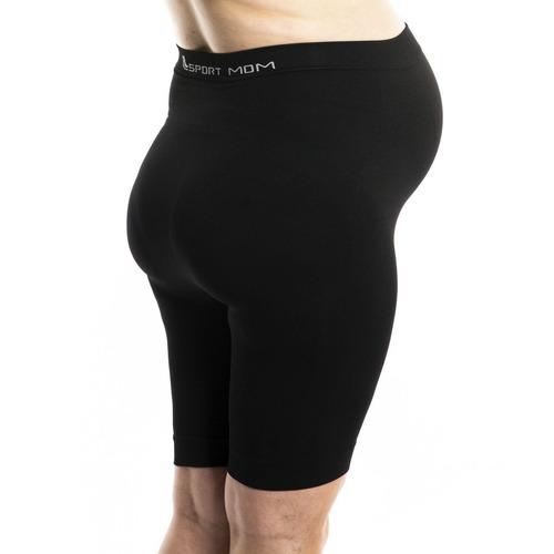 shorts gestante lupo  bermuda para gravida