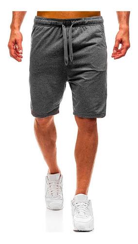 shorts  hombre casual algodon rustico verano