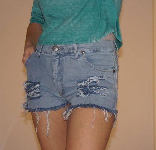 shorts hot pants jeans