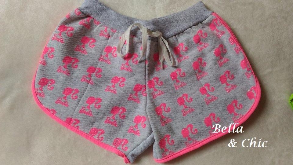 shorts infantil menina criança verão presente barato. Carregando zoom. dbc101d38b580