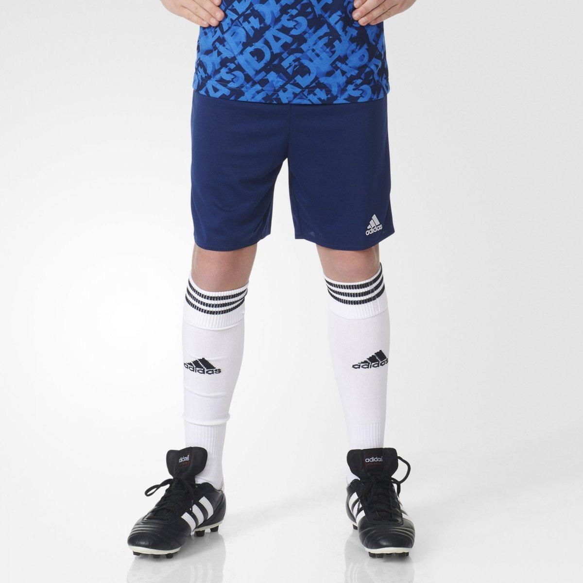 ab6d6548d4a49 shorts infantil menino adidas parma 16 futebol bh6896. Carregando zoom.