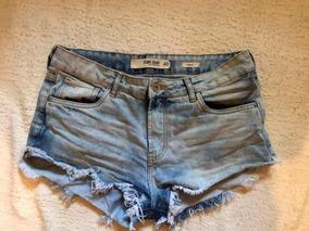 2473d5d96 Short Jeans Bolso Na Frente - Calçados, Roupas e Bolsas Azul no ...