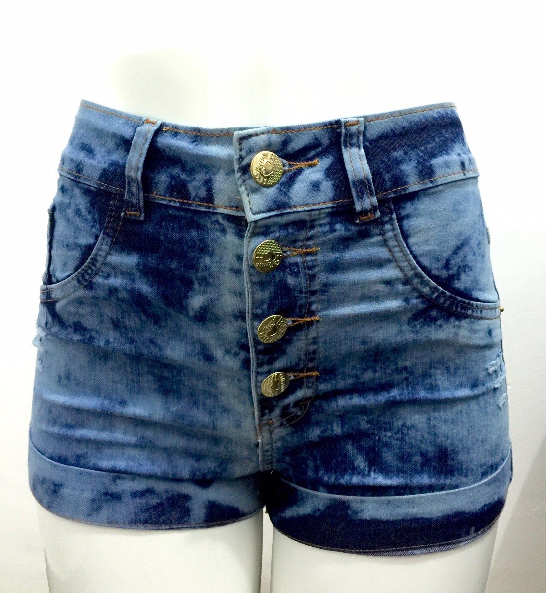 Shorts Jeans 38 Damenmode