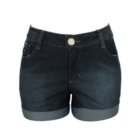 33f9040d0 Shorts Jeans Planet Girls Estrelado Ziper Bolsos - Calçados, Roupas ...
