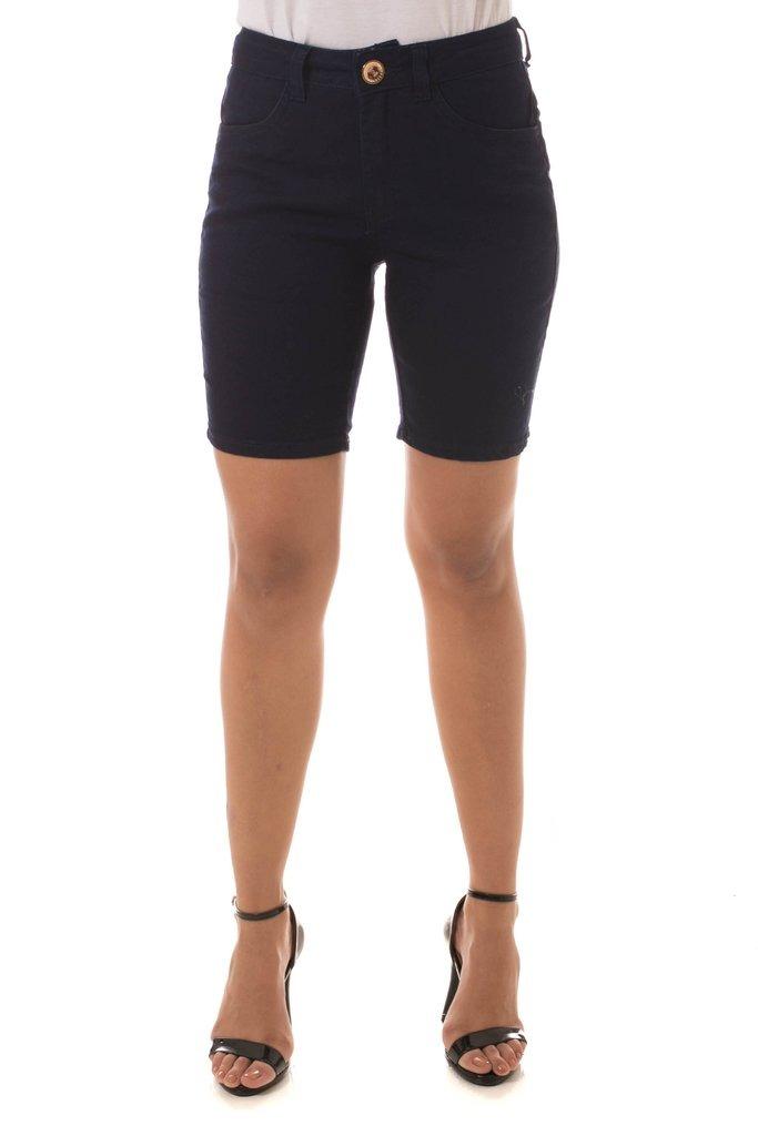 b460922ab shorts jeans osmoze mid rise middle azul. Carregando zoom.