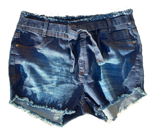 shorts jeans plus size feminino lycra grande 46 48 50 52 54