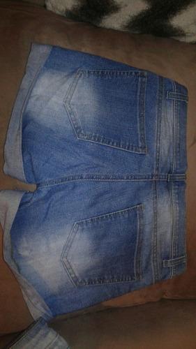 shorts jeans varios modelos
