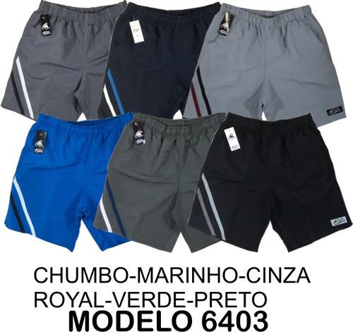 shorts masculino microfibra  p-m-g-gg-xgg-g1-g2-g3
