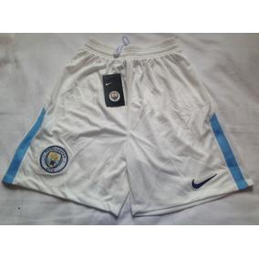 e650355064d82 Shorts   Calção Manchester City - Tamanho G - P.entrega