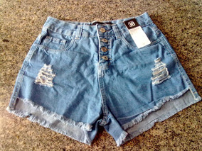 f6d21a789 Shorts Cotton Lycra Marisa - Calçados, Roupas e Bolsas no Mercado ...
