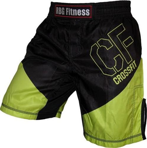 shorts para crossfit marca rbg fitness