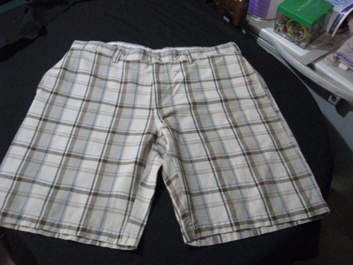 shorts perry ellis america talla w38 impecable