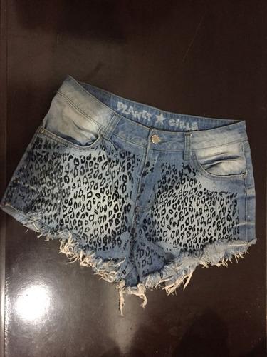 shorts planet girls