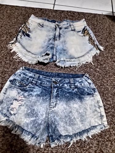 shorts planet girls tamanho 38