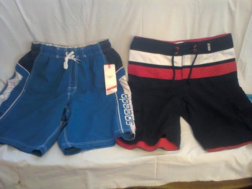 shorts: playeros - surf - rafting americanos legitimos