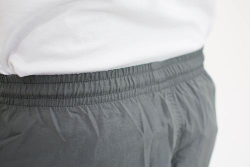 shorts poliamida fitness - tecido leve, macio e respirável